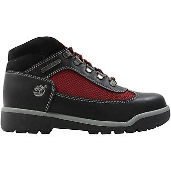 Timberland Field Boot Black/red 16959 Grade-School