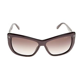 Tom Ford Lindsay FT0434 83T 58 Gafas de Sol Damas - Púrpura