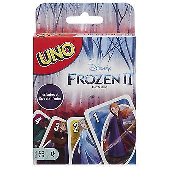 Frozen 2, UNO - Card Game