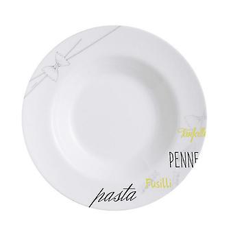 Luminarc Friends Time Bistro Pasta Plate