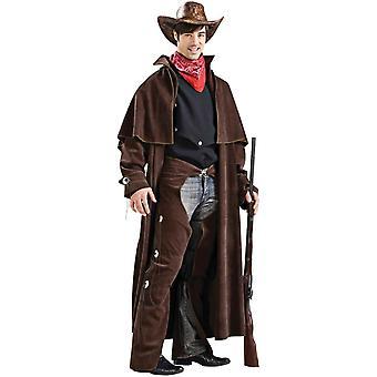 Brave Cowboy Adult Costume