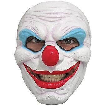 Creepy Smile Clown Mask