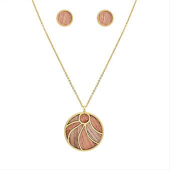 Edforce necklace and pendant 93-0917-S - Women's necklace and pendant