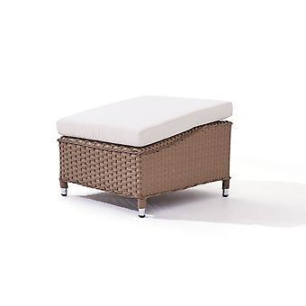 Polyrattanová stolica Chesta - karamel