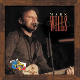 Mark Wills - Live at Billy Bob's Texas [CD] USA import