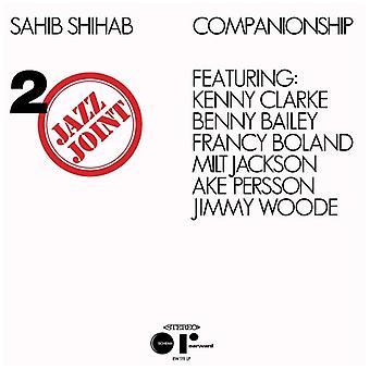 Sahib Shihab - Companionship [CD] USA import