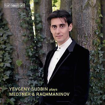 Yevgeny Sudbin - Piano Pieces [SACD] USA import