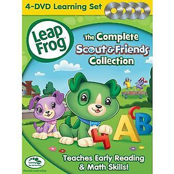 Leapfrog: Täydellinen Scout & ystävät Collection [DVD] Yhdysvallat tuoda