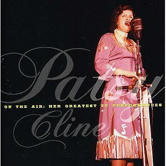 Patsy Cline - On the Air: Her Best TV Performances [CD] USA import