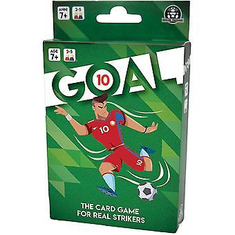 Goal 10 Card Game