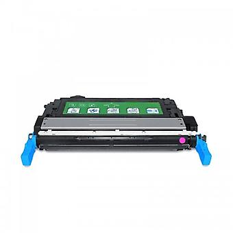 RudyTwos Replacement for HP 642A Toner Cartridge Magenta Compatible with Colour LaserJet CP4005, CP4005 DN, CP4005 N
