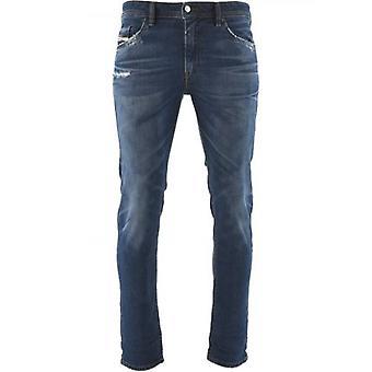 Diesel Slim Fit Stretch Thommer X Blue Jean
