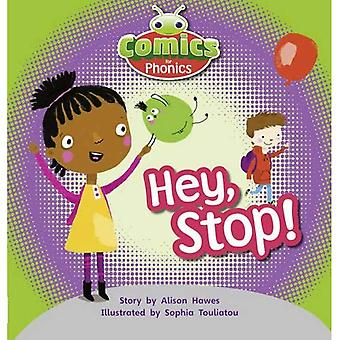 Comics for Phonics Hey Stop Lilac (BUG CLUB)