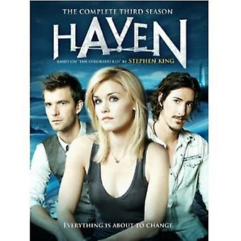 Haven - Haven: Season 3 [DVD] USA import