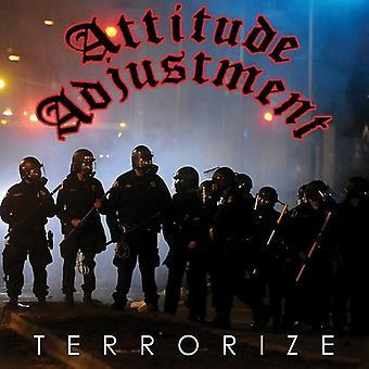 Attitude Adjustment - Terrorize [CD] USA import