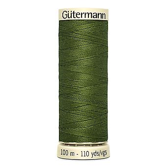 Gutermann Sew-all 100% Polyester Thread 100m Hand and Machine Colour Code  - 585