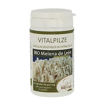 Lion's Mane (Bio Hericium) 60 capsules