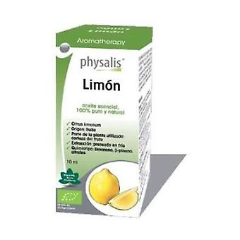 Organic Lemon Essential Oil 30 ml