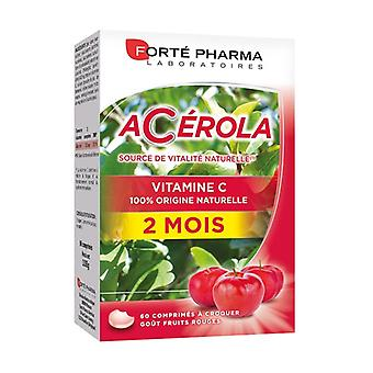 Acerola 60 tablets