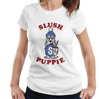 Slush Puppie Logo Women's T-Shirt