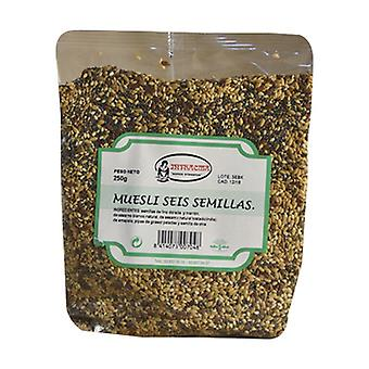 Six Seed Muesli 250 g