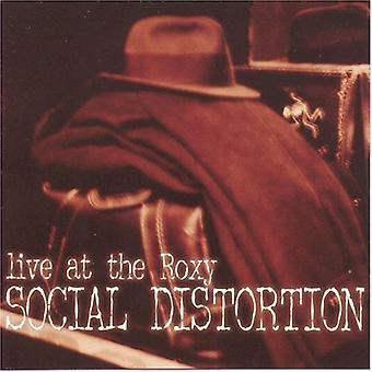 Social Distortion - Live at the Roxy [CD] USA import
