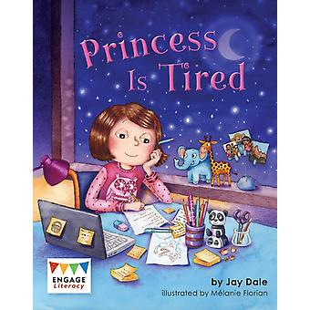 Princess Is Tired by Dale & Jay