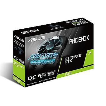 Grafikkort Asus NVIDIA GTX 1660 Super 6 GB GDDR6