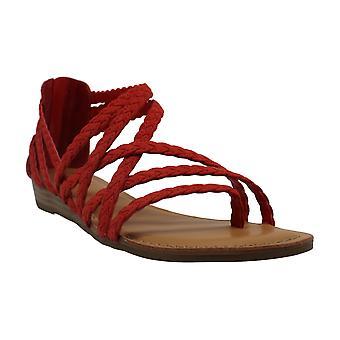 Carlos by Carlos Santana Amara 2 Women's Sandal 7 B(M) US Paprika