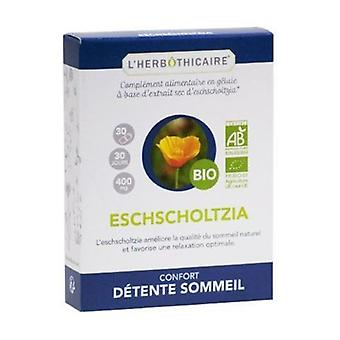 Eschscholtzia bio 30 capsules van 400mg