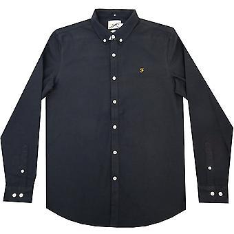 Farah Shirts Brouwer slanke LS BD