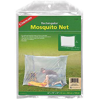 Coghlan's Filet rectangulaire de moustique, filet de polyester de maille protège contre des insectes