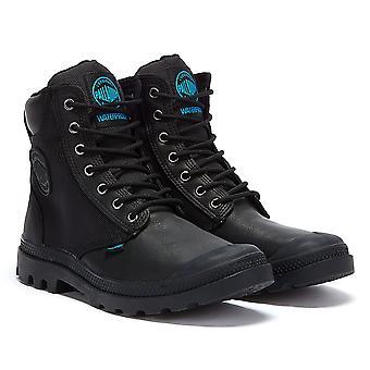 Palladium Pampa Sport Cuff Wpr Mens Black Boots