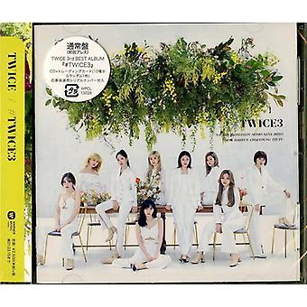 #Twice [CD] Importation des États-Unis