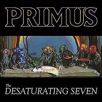 Primus - Desaturating Seven [CD] USA import