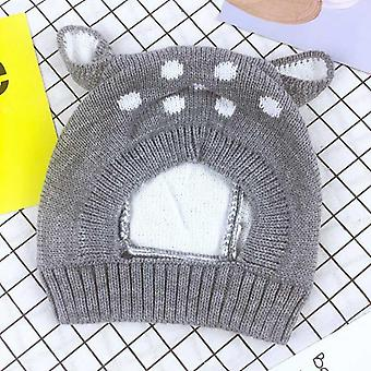 Cute Deer Ears Winter Cap