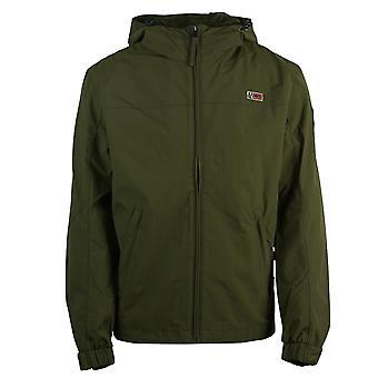Napapijri Shelter H 2 Green Jacket