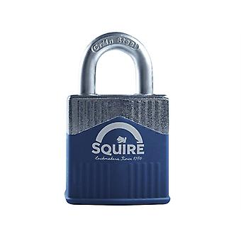 Henry Squire Warrior High-Security Open Shackle Padlock 65mm HSQW65