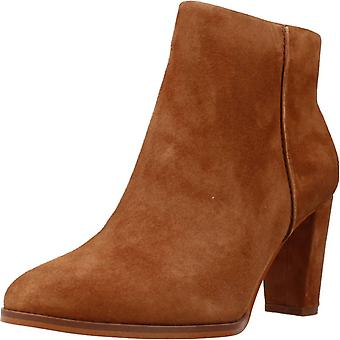 Clarks Botines Kaylin Fern2 Color Darktan