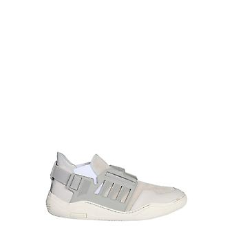 Lanvin Fmskdiltvvel00 Men's White Leather Sneakers