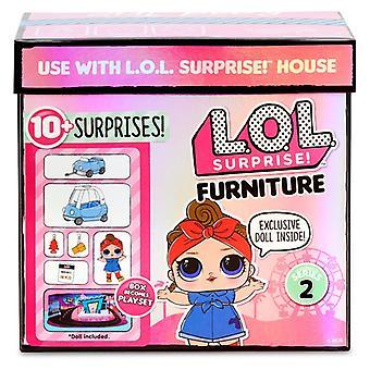 ¡Sorpresa de L.O.L.! Muebles y muñeca
