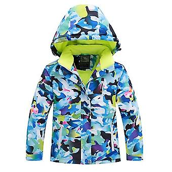 Waterproof And Windproof Warm Snow Suit