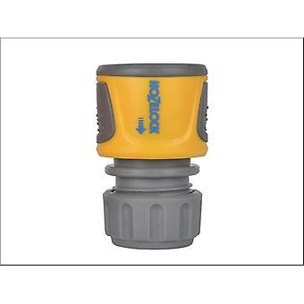 Connecteur d'extrémité de tuyau de Hozelock 12.5 + 15mm 2070