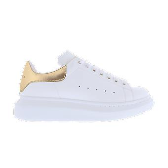 Alexander McQueen Sneaker Pelle S.Gomm Larr Valkoinen 553770WHFBU9075 kenkä