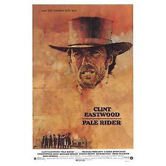 Pale Rider Movie Poster (11 x 17)
