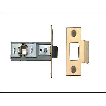 Yale Tubular Latch 2.5in Polished Brass PM888-PB-64