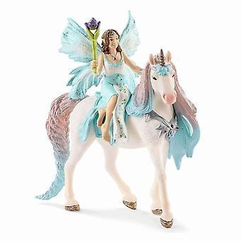 Schleich bayala 70569 Eyela fée avec Licorne princesse