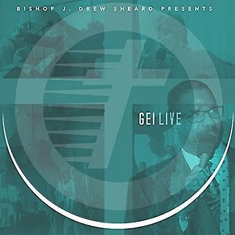 Gei Cogic Mass Choir - Gei Live [CD] USA import
