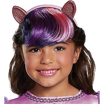 Twilight Sparkle Headpiece with Hair - Lapsi - My Little Pony