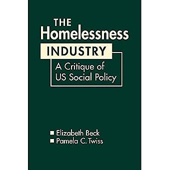 De homelessness-industrie: een kritiek op het Amerikaanse sociaal beleid